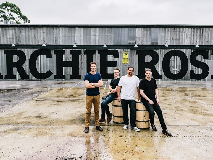 The story behind Archie Rose Distillery