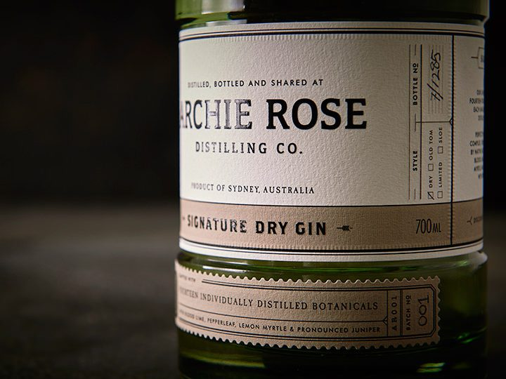 Archie Rose Signature Dry Gin – How to Drink?