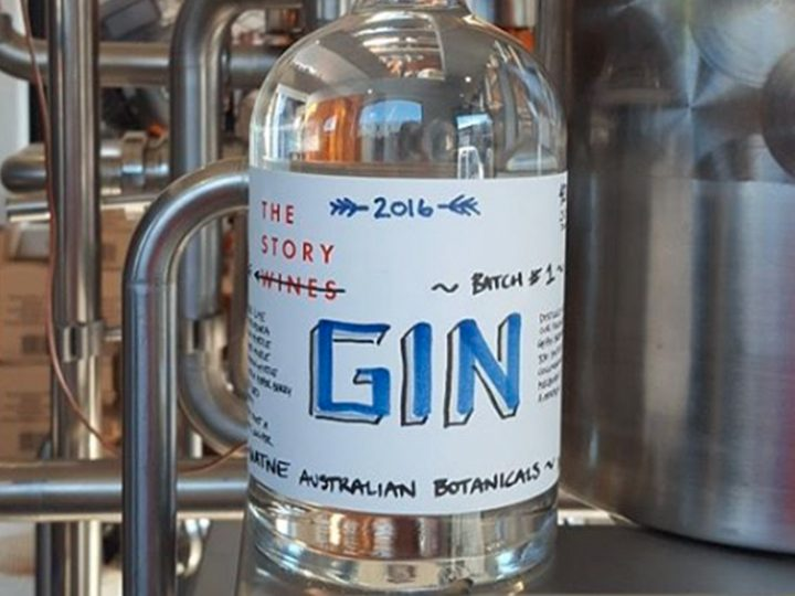 The story behind The Story Gin