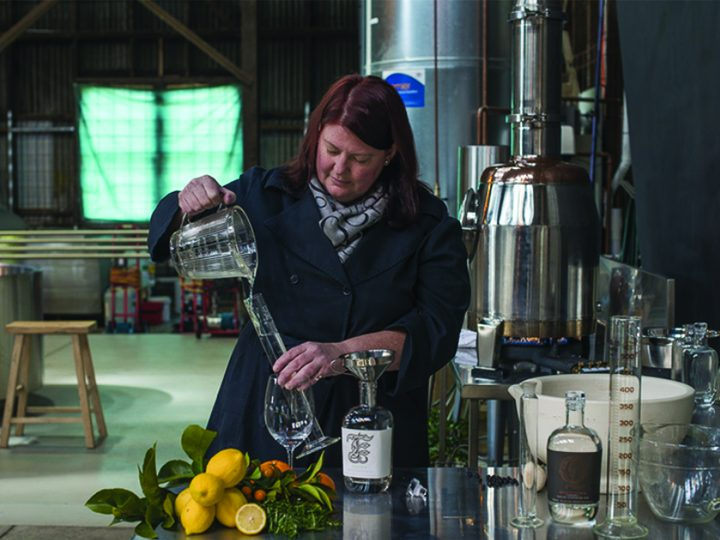 The story behind Abel Gin Co.