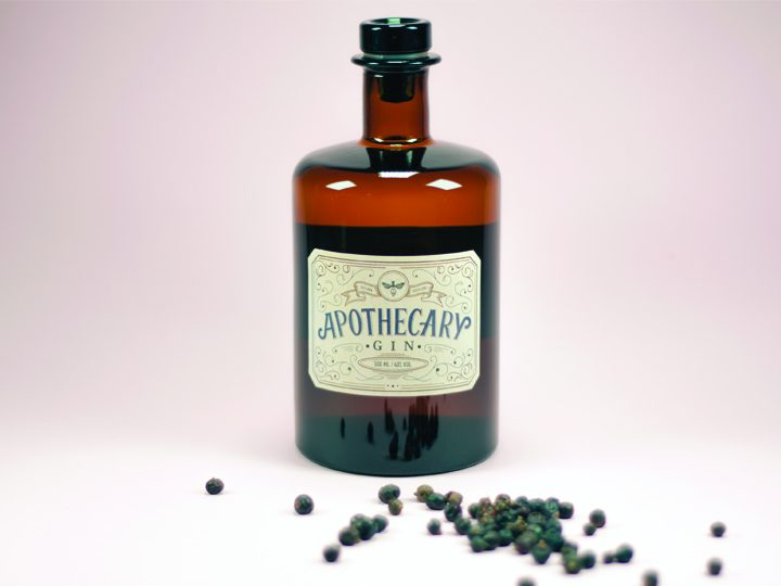 Apothecary Gin – How to Drink?