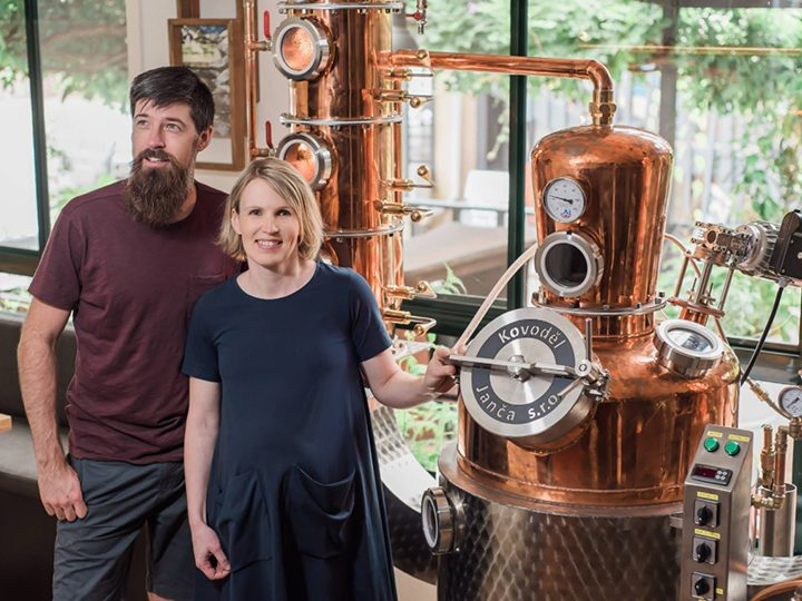 The Story Behind Reed & Co Distillery