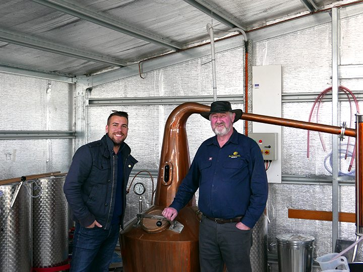 The Story Behind Nonesuch Distillery