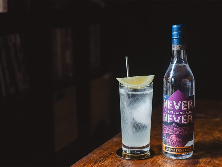 How to Drink NND Juniper Freak Gin