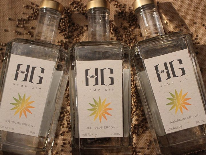 The Story Behind Hemp Gin