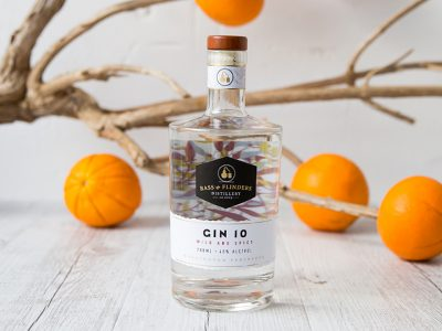 Gin 10 from Bass and Flinders Distillery