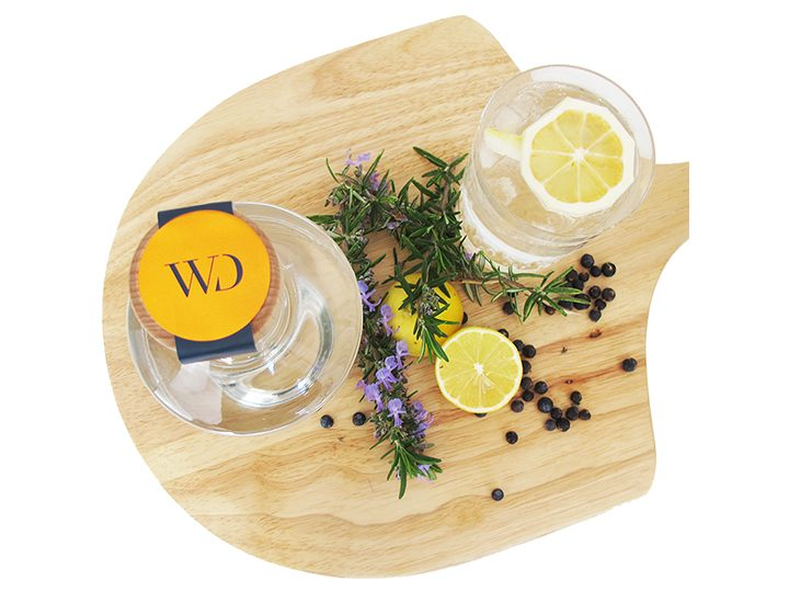 How to Drink Wandering Signature Gin
