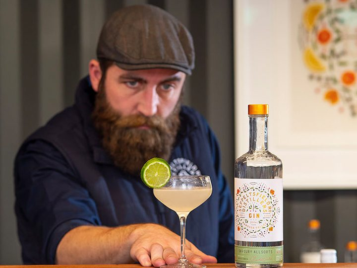 How to Drink Seppeltsfield Road Gins