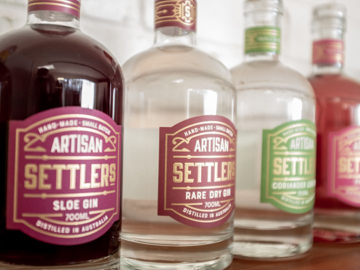 How to Drink Settlers Rare Dry Gin