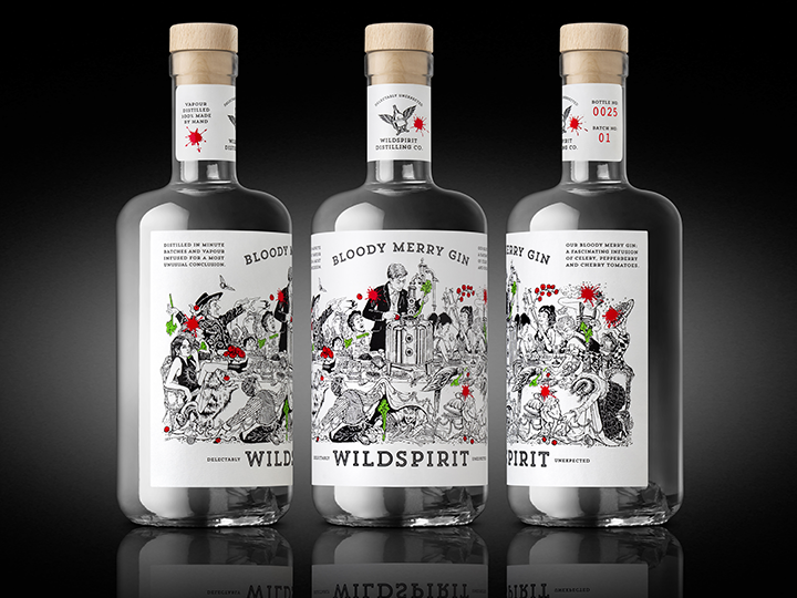 The Story Behind Wild Spirits Distilling Co.