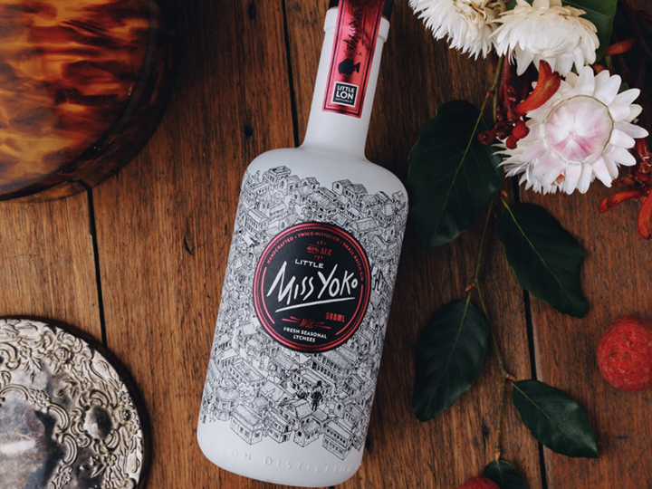 How to Drink Little Miss Yoko Gin