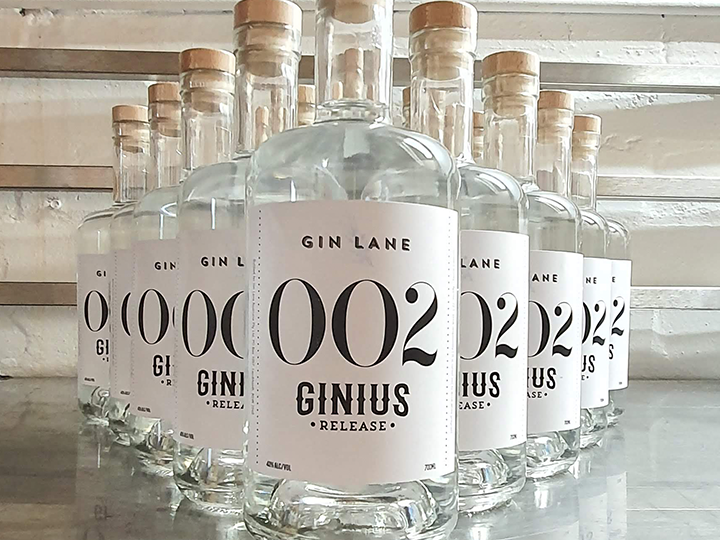 The Story Behind 002 Ginius Release