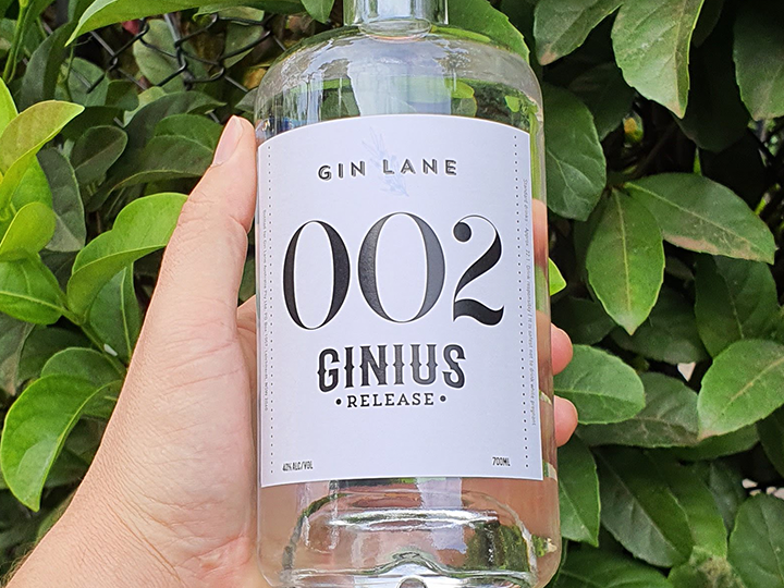 How to Drink 002 Ginius Release