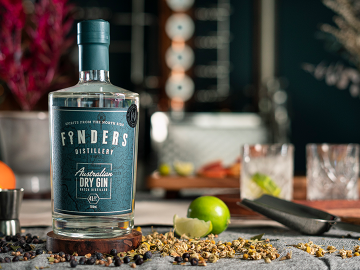 How to Drink Finders Dry Gin