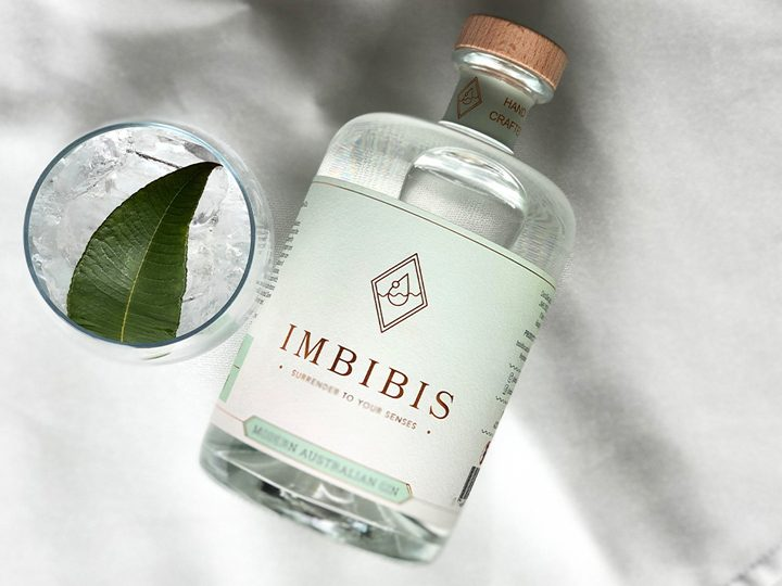 How to Drink Imbibis Clarity Gin
