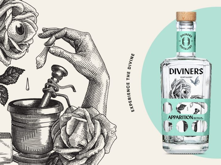 How to Drink Diviners Apparition Gin
