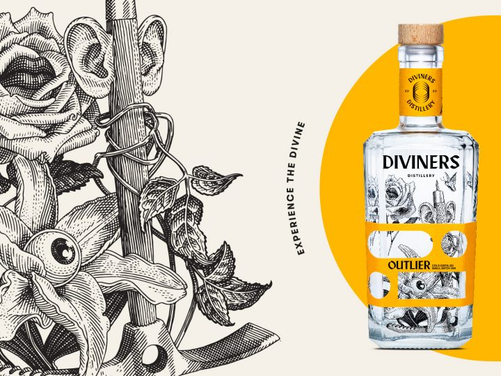 How to Drink Diviners Outlier Gin