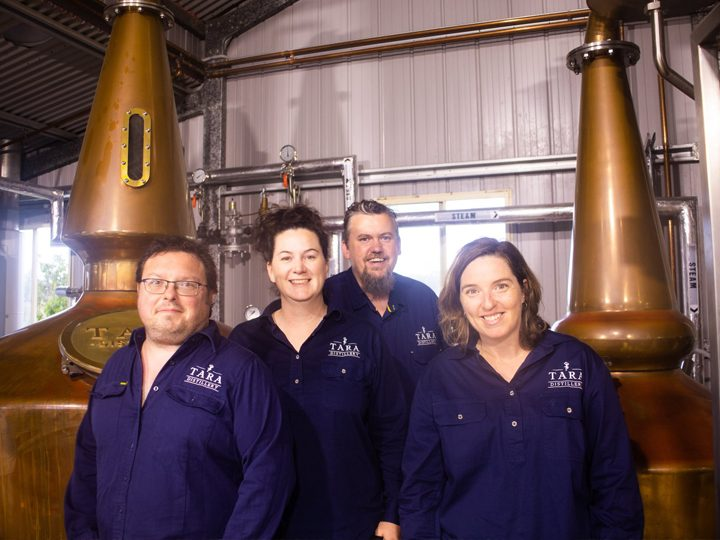 The Story Behind Tara Distillery