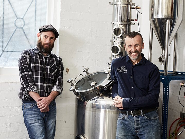 The Story Behind Mobius Distilling Co.
