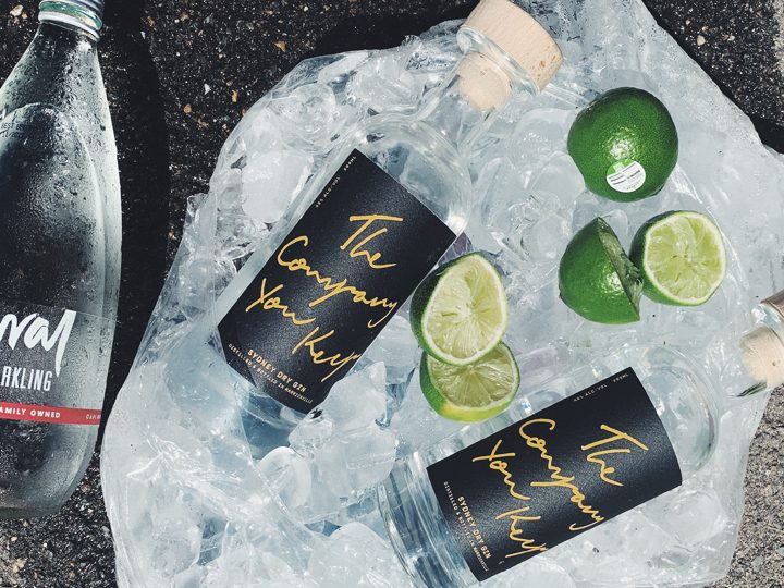 How to Drink The Company You Keep Gin