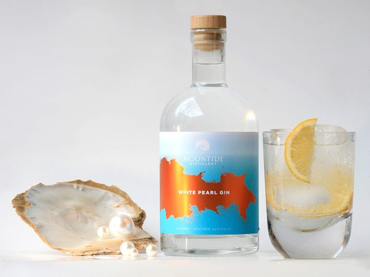How to Drink Moontide White Pearl Gin